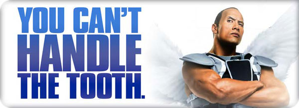 The Tooth Fairy movie image Dwayne Johnson