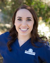 Ashley - Registered Dental Hygienist