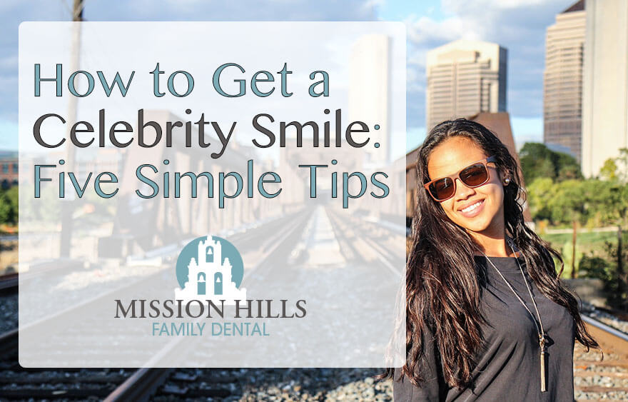 Celebrity Smile Tips