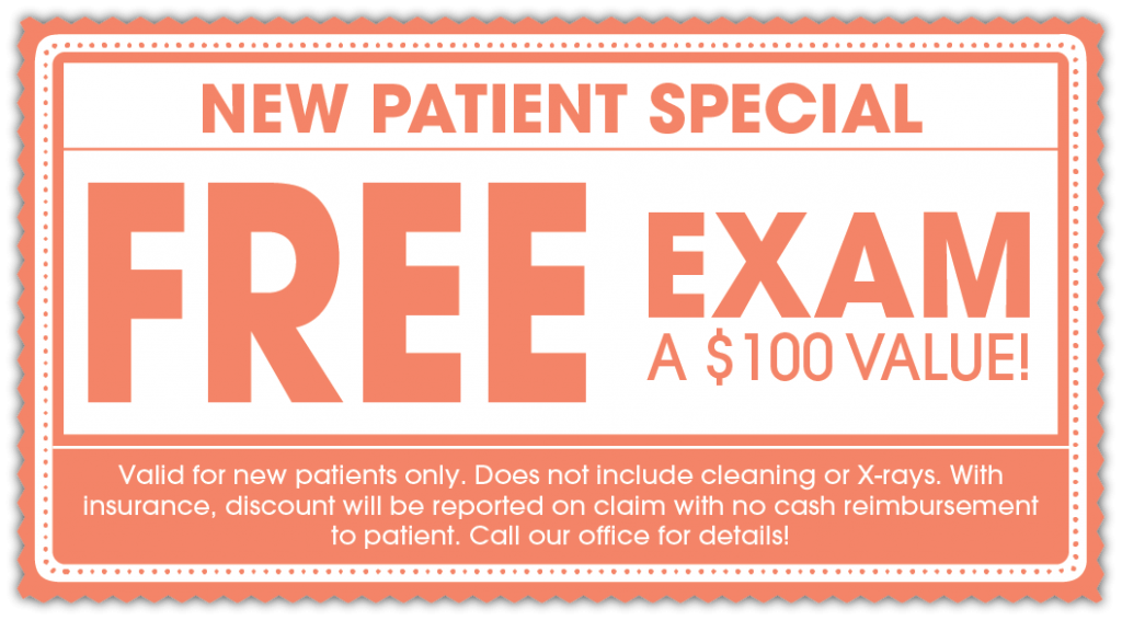 Free Exam - Mission Hills Family Dental