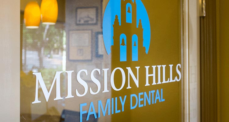 Front Door - Mission Hills Family Dental