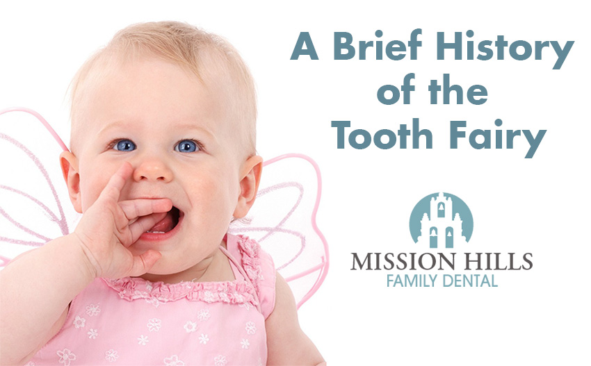 A Brief History of the Tooth Fairy