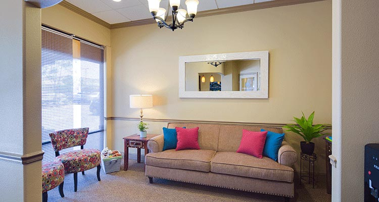 Waiting Room - Mission Hills Family Dental