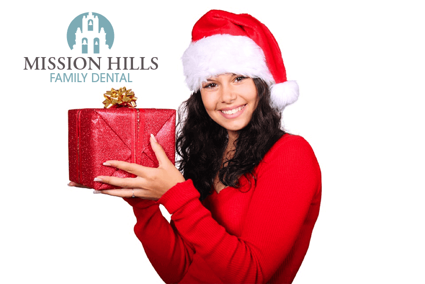 Mission Hills Family Dental christmas