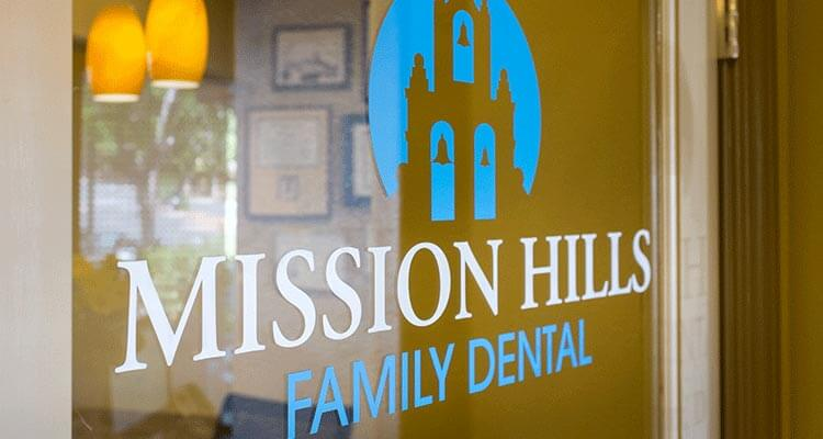 Front Door - Mission Hills Family Dental